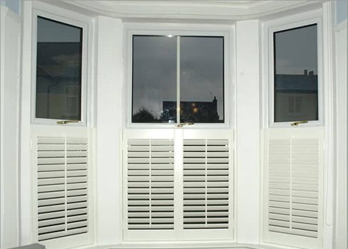 cafe style shutters Durham