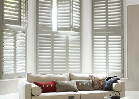 Tier On Tier shutters Alnwick