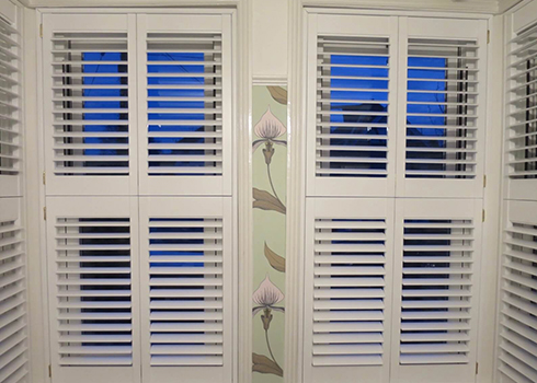 tier on tier shutters Cramlington
