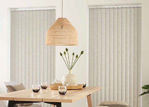 Vertical blinds Northumberland